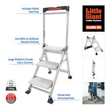 Little Giant Folding Jumbo Steps™ - Available in 2, 3 & 4 Steps
