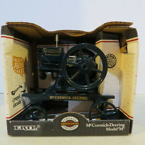 "Ertl McCormick-Deering Model ""M"" Engine 1/6 Scale  IH-4351-B"
