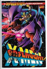 Onslaught X-Men #1 SIGNED by Adam Kubert NM- Marvel 1996 Heroes Reborn Return
