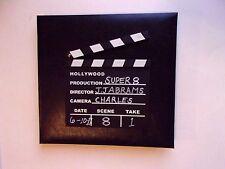 Super 8 - the Movie, CinemaCon Scrapbook J.J. Abrams Galaxy Monroe 12 Entry