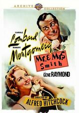 MR & MRS SMITH - (1941 Carole Lombard) Region Free DVD - Sealed