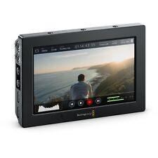 Blackmagic video assist 4k monitor y grabadora 7 pulgadas pantalla Display