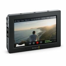 Blackmagic Video Assist 4K Monitor und Rekorder 7 Zoll Bildschirm Display