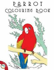 Parrot Colouring Book: By Individuality Books, Individuality