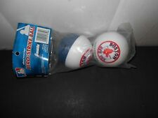 Boston Red Sox Package of 2 Aero-Strike Balls.   SP116