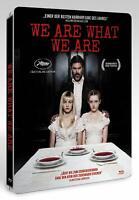 We are what we are [Steelbook][Blu-ray/NEU/OVP] Remake um ein Geschwisterpaar,