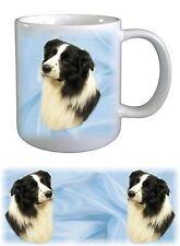 Border Collie Dog Ceramic Mug by paws2print
