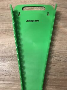 Snap On Spanner Rack Holds 15 In Green NEW