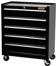 Garage Tool Box Organizer Storage Chest Cabinet 5 Drawer Mechanic Rolling New