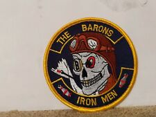 Us Air Force Patch 23 Bombardment Squadron B Flight 3 1/2 x 3 1/2 inches