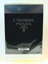 Prada L'Homme Intense man 100 ml Eau de Parfum Originalverpackt in Folie