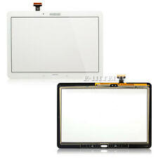 Samsung Galaxy Note 10.1 P600 P601 P605 WH Digitizer Touch Screen glass + tools