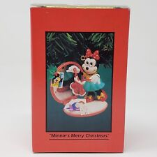 Enesco Minnie'S Merry Christmas Treasury Nib