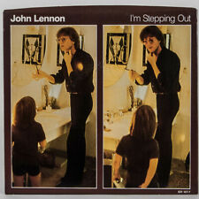 John Lennon I'm Stepping Out  Polydor 821 107-7 | 1984 | Excellent / Mint -