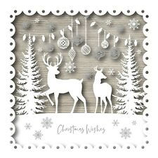 Christmas Cards Christmas Deer  - Pack of 20