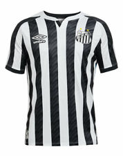 FC Santos Away Jersey Umbro Football T-Shirt