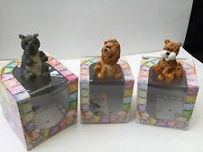Collection of Treasured Pals BNIB - three animals.