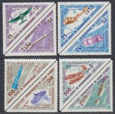 Aden Qu'aiti 1968 ** Mi.214/21 Flugzeuge Aircraft Raketen Rockets Weltraum Space