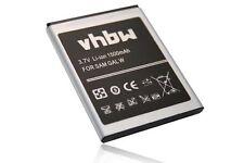 Batteria 1500mAh per Samsung Mediaplayer Galaxy S WiFi 4.2 YP-GI1
