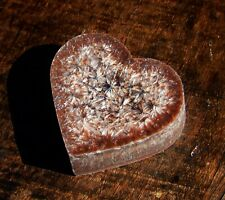 100hr STICKY TOFFEE PUDDING Triple Scented Love Heart CANDLE MELT for Oil Burner