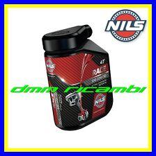 1 Litro Olio Motore 4T NILS RACE 10W50 100% Sintetico Racing Road Off-Road MX SM