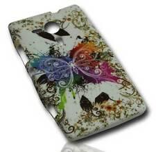 Silikon Case Handy Tasche für Sony Xperia SP / Schutzhülle Handytasche Hülle A13