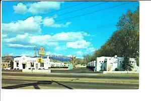 Albuquerque, New Mexico  El Vado Motel  1960s Route 66