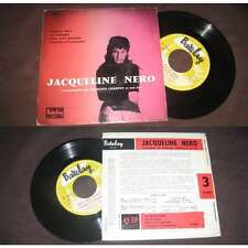JACQUELINE NERO - Et Qu'Ca Dure French EP Sixties Rare