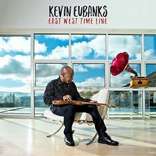 East West Time Line - Kevin Eubanks (2017, CD NEU)