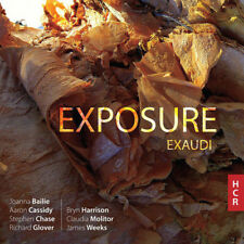 Exaudi : EXAUDI: Exposure CD (2017) ***NEW***