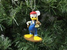 "Donald Duck ""Maintenance Worker"", Disney Christmas Ornament"