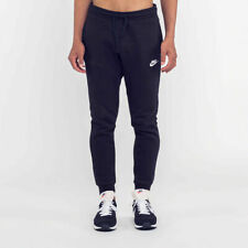 Nike Men's Sweatpants Athletic Wear bocamangas acanalado con cordón Fitness Polar Jogger