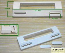Griff Türgriff für Kühlschrank Gefriergerät Universal Kunststoff