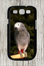 BIRD AFRICAN GREY PARROT BREED CASE COVER FOR SAMSUNG GALAXY S3 -drf7Z