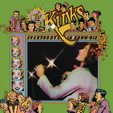 The Kinks - Everybody's In Show-Biz [New Vinyl] Gatefold LP Jacket