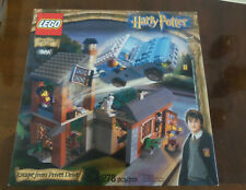 Lego Harry Potter Chamber of Secrets 4728 Escape From Privet Drive NEW Sealed