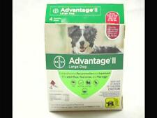 Advantage Ii 3-Dose Large Dog Flea Treatment, 21-55 Pounds