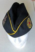 RCAF Royal Canadian Air Force & Jewish War Veterans Of Canada  Garrison Cap