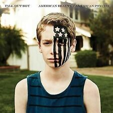 American Beauty/american Psycho by Fall out Boy Audio CD Sixth Album 2015