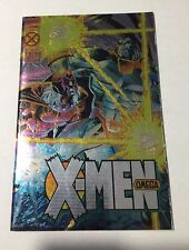 X-MEN OMEGA  COVER METALLIZZATA  MARVEL ORIGINALE IN INGLESE