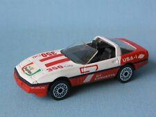 Matchbox Superfast 1984 Corvette Chef Boyardee Promo USA Boxed