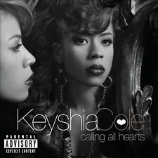 Keyshia Cole - Calling All Hearts (Audio CD - 2010) Deluxe Edition Explicit NEW