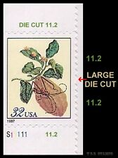 Scott 3128a Sideways Merian Botanical Citron Diecut 11.2 on 3 Sides MNH -Buy Now