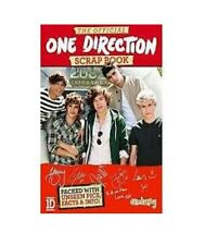 ONE DIRECTION OFFICIAL SCRAP BOOK ~ STICKERS, FACTS, PICS & INFO!
