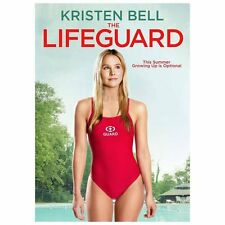 THE LIFEGUARD 2013 Indie dvd KRISTEN BELL Amy Madigan