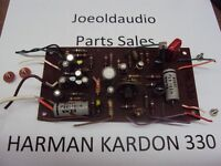 Harman Kardon Three Thirty Original Driver Board AF S8 Tested Parting Out 330