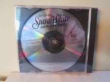 SNOW WHITE AND THE SEVEN DWARFS (SEALED Disney 1993 Promotion Soundtrack CD)
