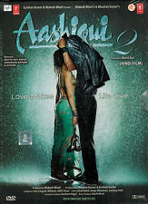 AASHIQUI 2 - BOLLYWOOD ORIGINAL DVD - FREE POST