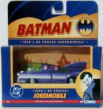 Corgi Batman 1950's DC Comics Jokermobile #77304 1:43 Scale Die Cast Vehicle MIB