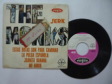 """THE MONKS """" THESE BOOTS ARE MADE FOR WALKIN' """"GAMMA - VERY RARE MEXICAN EP 7''"""